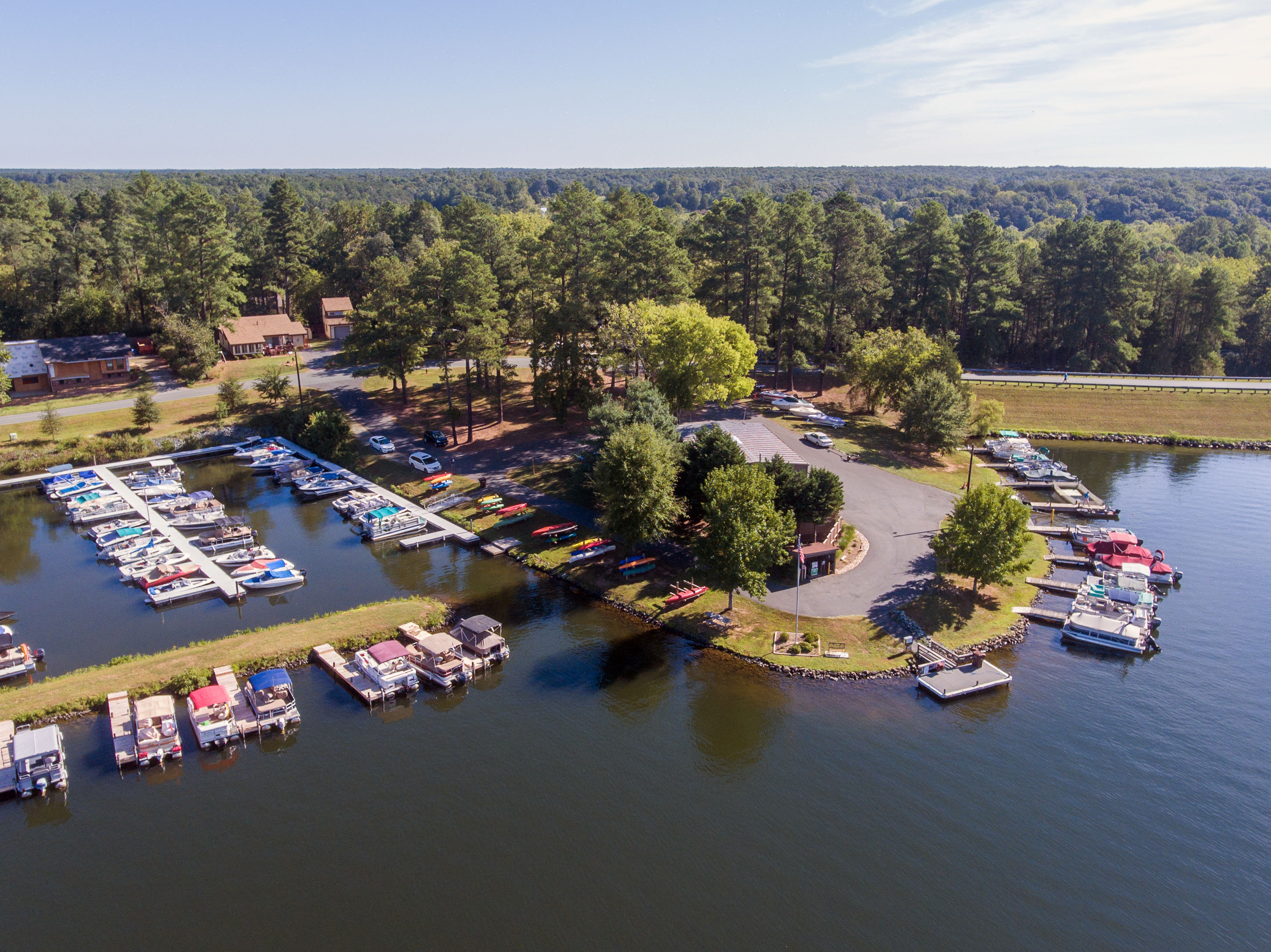The Marina at Lake Monticello